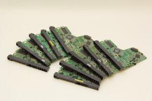 Festplattenelektronik