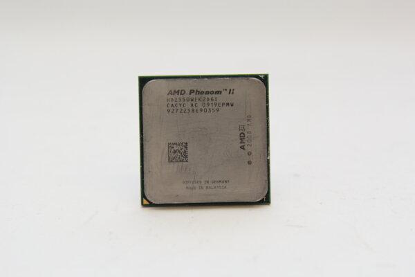 AMD Phenom II X2 550 Black Edition 3,1GHz 6MB Sockel AM3 80Watt HDZ550WFK2DGI
