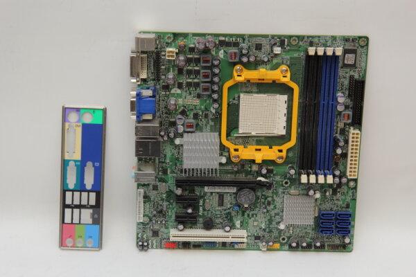 Acer RS880M05 mATX Mainboard Sockel AM3 AMD® 880G Chipsatz DDR3 LAN VGA SATA PCIe Mainboard geprüft