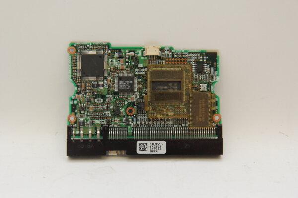 IBM HDD PCB Festplattenelektronik 31L9513 Main IC: 90G1267 Motor IC: -