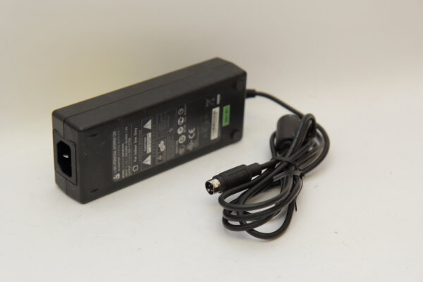 LiShin 70 Watt Netzteil 12V 5,83A Stecker rund mit 4 Pins 0451B1270