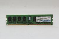 Hypertec 2GB DDR2 800MHz PC2-6400 PC Speicher RAM AH060AA-HY