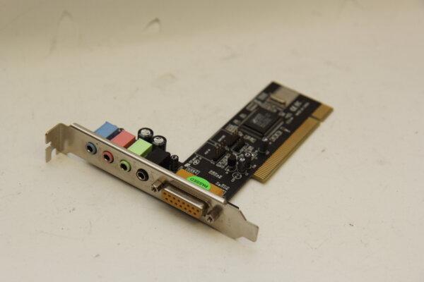C-Media 5.1 PCI Soundkarte PCI-SCCME8738-3