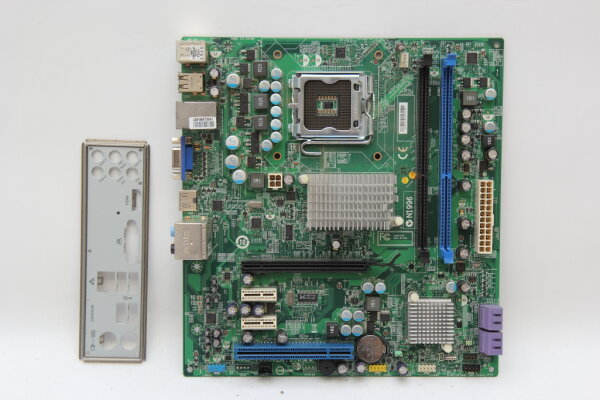MSI MS-7633 mATX Mainboard Sockel 775 Intel® P45 Chipsatz PCIe DDR2 USB2 VGA HDMI SATA geprüft