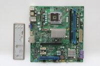 MSI MS-7633 mATX Mainboard Sockel 775 Intel® P45...