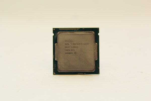 Intel® Pentium® G3250 3,2GHz 3MB Intel® HD Graphics Sockel 1150 53Watt SR1K7
