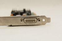NVidia Quadro NVS 285 128MB GDDR1 DMS-59 PCI-E Grafikkarte ohne DMS-59 Kabel NVS285