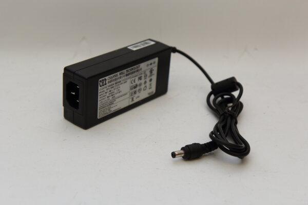CWT 50 Watt Netzteil 12V 4,17A Stecker 5,5mm/1,9mm KPL-050F