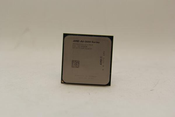 AMD A6-3620 2,2GHz - 2,5GHz 4x1MB HD6530D Sockel FM1 65Watt AD3620OJZ43GX AD3620OJGXBOX