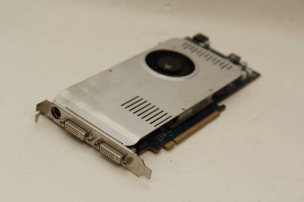 NVidia GeForce 9600GT SVideo/DVI 512MB GDDR3 PCI-E Grafikkarte 188-01N43-02CAC