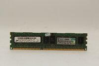 Micron 4GB DDR3 1333MHz PC3-10600R-9-10-C1 ECC Server...