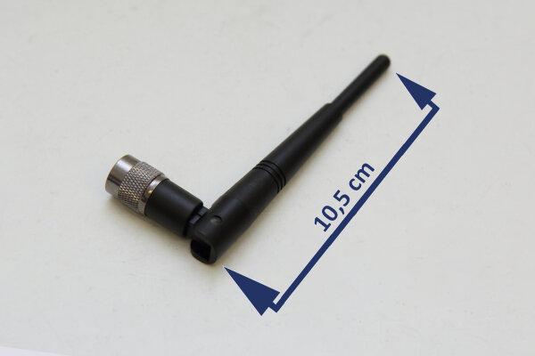 WiFi Antenne WLAN-Antenne 10,5cm Länge RP-SMA Male