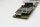 Adaptec 4-Port 128MB SATA III 6GBit/s SAS PCIe x1 Raidcontroller + AFM600DB Flash Module ohne Kabel ASR-6405E