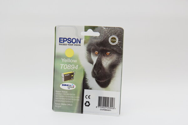 Epson T0894 Tinte Gelb Yellow