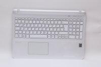 Sony SVF1521 Handauflage weiß mitTastatur und...