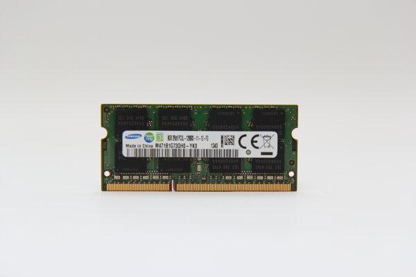 Samsung 8GB DDR3 1600MHz PC3L-12800S-11-12-F3 1,35 Volt Notebook Speicher RAM M471B1G73QH0-YK0