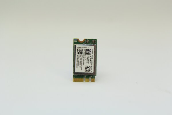 Broadcom BCM943142YHN_2 150MBit 802.11b/g/n M.2 NGFF Wlan + Bluetooth 4.0 Karte