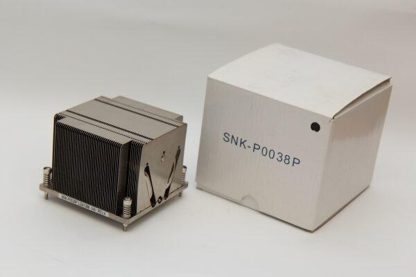 Supermicro Socket LGA1136 2HE Kühlkörper SNK-P0038P