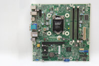 HP MS-7860 mATX Mainboard Sockel 1150 Intel H81 Chipsatz...