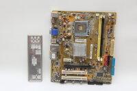 Asus IPN73-BA/ODM mATX Mainboard Sockel 775 nForce 630i...
