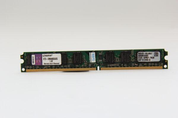 Kingston ValueRam 2GB DDR2 800MHz PC2-6400 PC Speicher RAM KTD-DM8400C6/2G