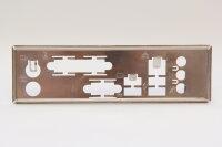 Asus P5VD2-VM ATX Blende I/O Shield