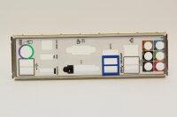 HP 586968-001 ATX Blende I/O Shield
