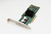 LSI MegaRAID 8-Port SATA III 6GBit/s PCIe x8...