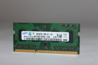 Samsung 2GB DDR3 1333MHz PC3-10600S-09-11-B2 Notebook...