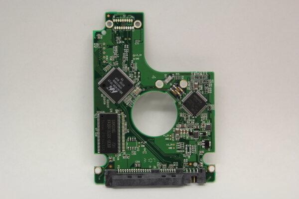 WesternDigital HDD PCB Festplattenelektronik 2060-701450-011 Main IC: 88i6745M-TFJ1 Motor IC: L7206 1.2