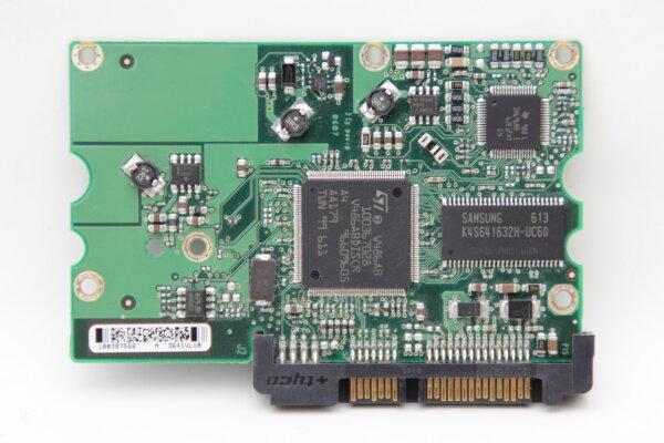 Seagate HDD PCB Festplattenelektronik 100387566 Main IC: 100367028 Motor IC: SH6960BE