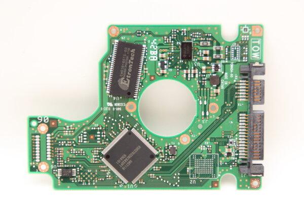 Hitachi HDD PCB Festplattenelektronik 0A57128 Main IC: 0A57118 Motor IC: -