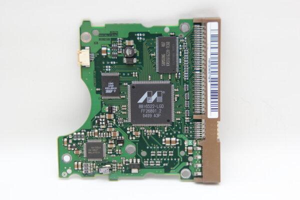 Samsung HDD PCB Festplattenelektronik BF41-00067A Main IC: 88i6522-LG0 Motor IC: HA13627