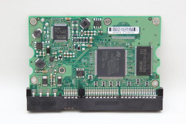 Maxtor HDD PCB Festplattenelektronik 100389148 Main IC: V470BA-100356070 Motor IC: SH6960BE