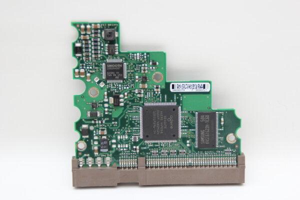 Seagate HDD PCB Festplattenelektronik 100291893 Main IC: 100319396-74 Motor IC: 100244097