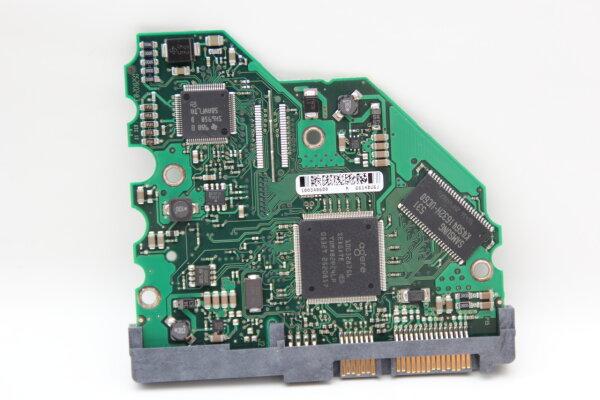 Seagate HDD PCB Festplattenelektronik 100336321 Main IC: 100328756 Motor IC: SH6950D