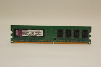 Kingston 2GB DDR2 667MHz PC2-5300 PC Speicher RAM...