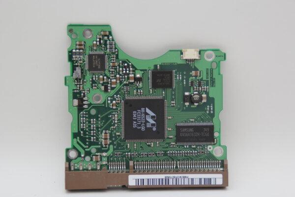 Samsung HDD PCB Festplattenelektronik BF41-00067B Main IC: 88i6522-LG0 Motor IC: HA13627