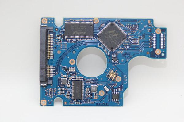 Hitachi HDD PCB Festplattenelektronik 0J11457 Main IC: 88I9105-TLA2 Motor IC: TLS2601