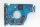 Seagate HDD PCB Festplattenelektronik 100625000 Main IC: B5852C2 Motor IC: -