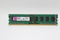 Kingston 4GB DDR3 1333MHz PC3-10600 PC Speicher RAM...