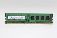 Samsung 2GB DDR3 1333MHz PC3-10600U-09-10-A0 PC Speicher...