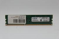 Crucial 8GB DDR3 1600MHz PC3-12800 PC Speicher RAM...
