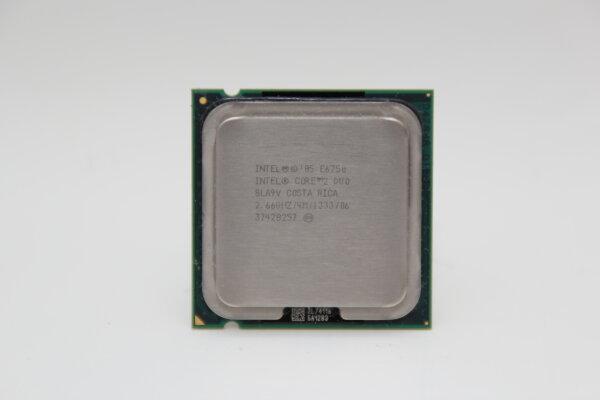 Intel® Pentium® Core™ 2 Duo E6750 2,66GHz 4MB Sockel 775 65Watt SLA9V