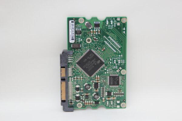 Seagate HDD PCB Festplattenelektronik 100406533 Main IC: 100404225 Motor IC: 100369972