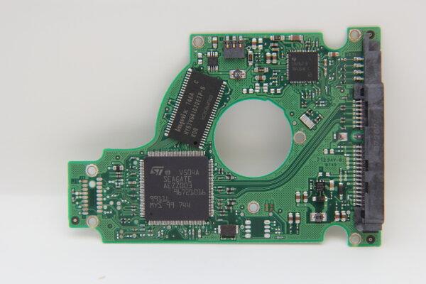 Seagate HDD PCB Festplattenelektronik 100398689 Main IC: TT85002A0 Motor IC: -