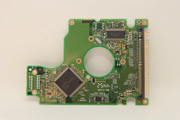 Hitachi HDD PCB Festplattenelektronik 0A25357 Main IC: 0A25247 Motor IC: -