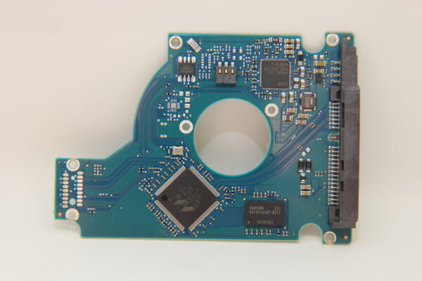 Seagate HDD PCB Festplattenelektronik 100696152 Main IC: 88i1064-RAH3 Motor IC: -