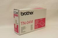 Brother TN-04M Toner Magenta für HL-2700C MFC-9420CN