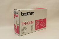 Brother TN-04M Toner Magenta